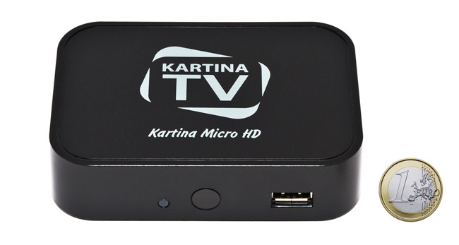 Kartina Micro HD WLAN/WIFI